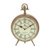 <strong>Bond Street Clock</strong> by Woodland Imports