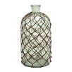 Woodland Imports Contemporary Art Netted Decorative Bottle
