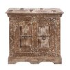 <strong>Wooden Cabinet</strong> by Woodland Imports
