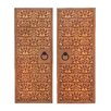 <strong>Woodland Imports</strong> 2 Piece Panel Wall Décor (Set of 2)