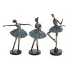 <strong>3 Piece Ballerina Figurine Set</strong> by Woodland Imports