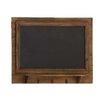 Woodland Imports Coat Rack Chalkboard