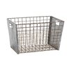 Woodland Imports Metal Wire Basket