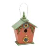 <strong>Hanging Birdhouse</strong> by Woodland Imports