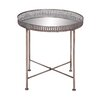 Woodland Imports Compact Foldable Table
