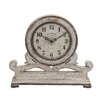 <strong>Wood Table Clock</strong> by Woodland Imports