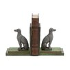 <strong>Woodland Imports</strong> Polystone Sitting Labrador Book Ends (Set of 2)