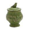 Woodland Imports Ceramic Bird Vase