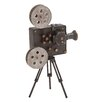 Woodland Imports Metal Projector Figurine