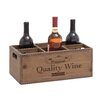 <strong>6 Bottle Tabletop Wine Rack</strong> by Woodland Imports