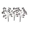Woodland Imports Leaf Wall Décor II