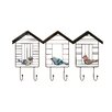 <strong>Mini Wired Cottage Metal Wall Hooks</strong> by Woodland Imports