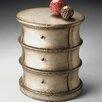 Butler Artist's Originals Oval Drum Table