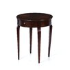 Butler Plantation Cherry Circular End Table