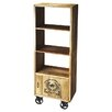 "Butler Artifacts 69"" Bookcase"