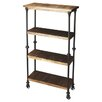 "Butler Artifacts 63"" Bookcase"