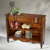 "Butler Plantation Cherry 33"" Bookcase"