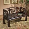 <strong>Eastern Inspirations Wooden Entryway Bench</strong> by Butler