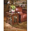 <strong>Plantation Cherry Chair Side Curio</strong> by Butler