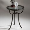 <strong>Metalworks Round End Table</strong> by Butler