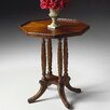 <strong>Plantation Cherry Octagon End Table</strong> by Butler