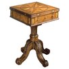 Butler Connoisseur's Chess and Checker Game Table