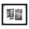 <strong>Fetco Home Decor</strong> Grenon Matted Double Picture Frame