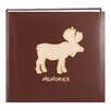 <strong>Bullwinkle-Moose Book Album</strong> by Fetco Home Decor