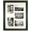 Fetco Home Decor Westlund Matted Picture Collage with 5 Photo Openings