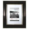 <strong>Fetco Home Decor</strong> Glenshire Matted Inner Bump Picture Frame