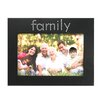 <strong>Fetco Home Decor</strong> Expressions Shoshanna Family Picture Frame