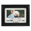 <strong>Expressions Boch #1 Papa Picture Frame</strong> by Fetco Home Decor