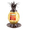 Hiatt Manufacturing Belle Fleur Welcome Pineapple Bird Feeder (Set of 2)