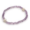 <strong>Eco Opulence</strong> Gemstone Stretch Bracelet