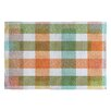 DENY Designs Zoe Wodarz Pastel Plaid Area Rug