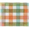 DENY Designs Zoe Wodarz Pastel Plaid Fleece Throw Blanket