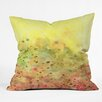 DENY Designs Rosie Brown Jeweled Pebbles Throw Pillow