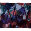 DENY Designs Sarah Bagshaw Thistles Fleece Throw Blanket