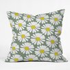 DENY Designs Georgiana Paraschiv Chamomile Throw Pillow