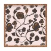DENY Designs Georgiana Paraschiv Floral II Square Tray