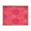 DENY Designs Kerrie Satava Surprise Bloom Rectangle Tray