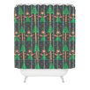 DENY Designs Gabriela Larios Angels Woven Polyester Shower Curtain