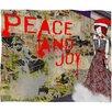 DENY Designs Amy Smith Urban Holiday Plush Fleece Throw Blanket