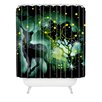 DENY Designs Randi Antonsen Nordic Light Woven Polyester Shower Curtain