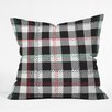 DENY Designs Zoe Wodarz Cozy Cabin Throw Pillow