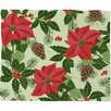 <strong>Sabine Reinhart Christmas Ballad Plush Fleece Throw Blanket</strong> by DENY Designs