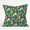DENY Designs Zoe Wodarz Mini Forest Throw Pillow