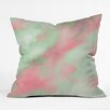 DENY Designs Caleb Troy Pastel Christmas Throw Pillow
