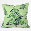 DENY Designs Cayenablanca Smells Like Christmas Throw Pillow