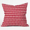 DENY Designs Ingrid Padilla Holiday Throw Pillow